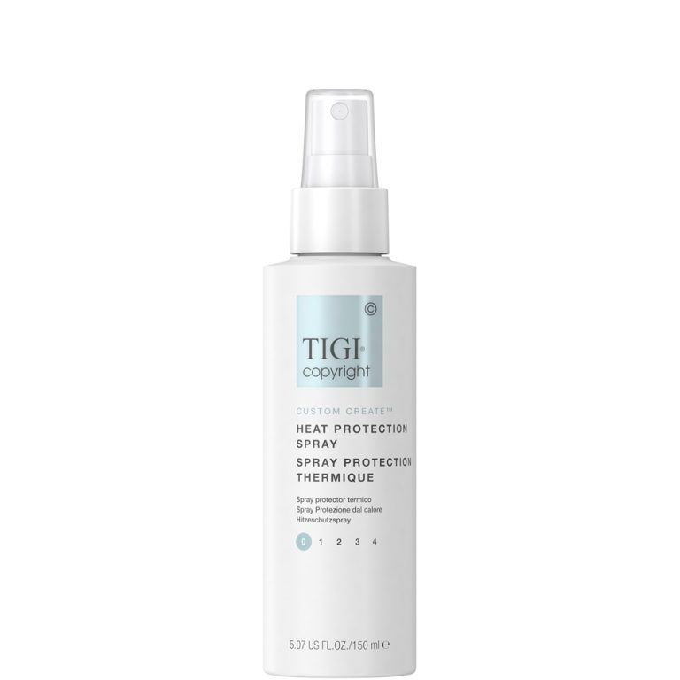 Xịt bảo vệ tóc khỏi tác hại từ nhiệt